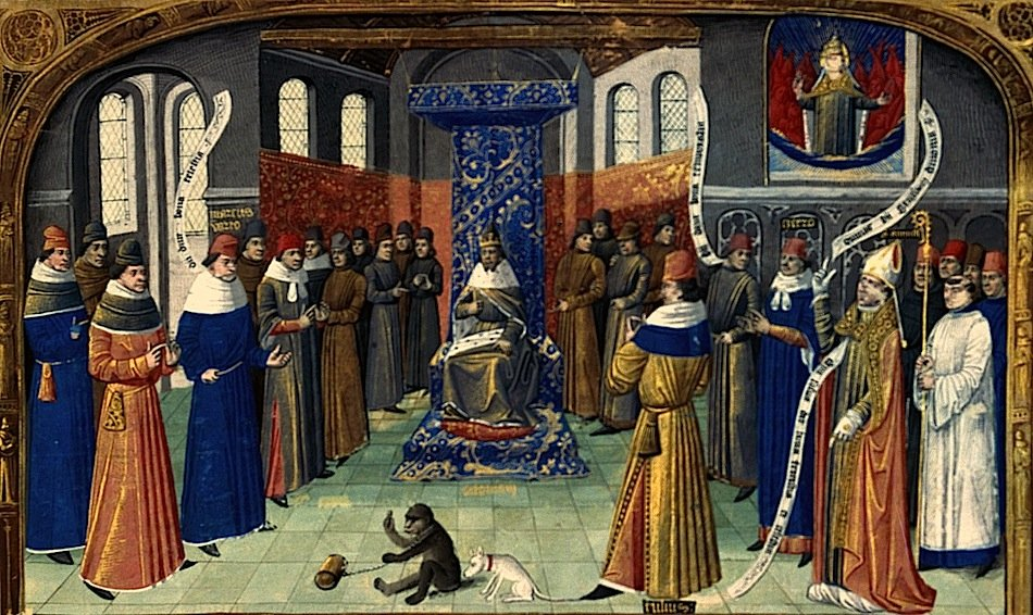 christian monasticism in the middle ages - 950×566
